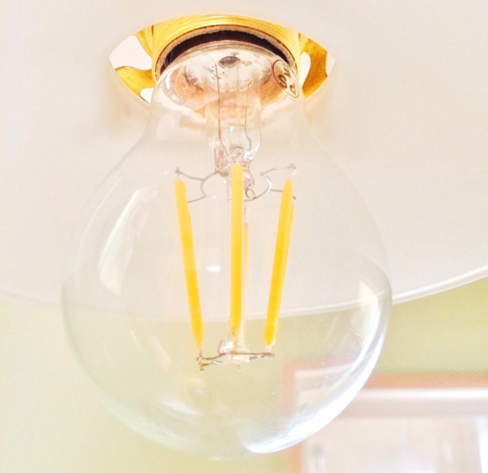 フィラメント風LED