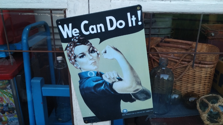 We Can Do It! の画像