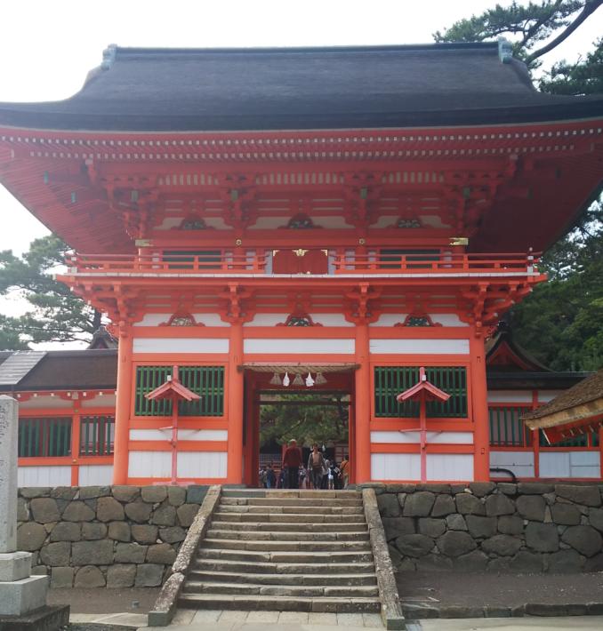 夜を守る日御碕神社の日沉宮