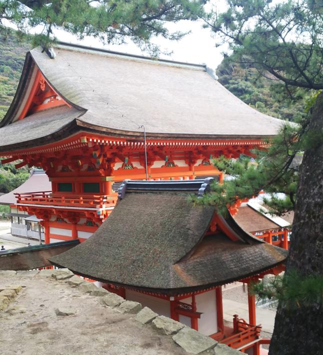 ぜひ日御碕神社へ足を伸ばしてみてください