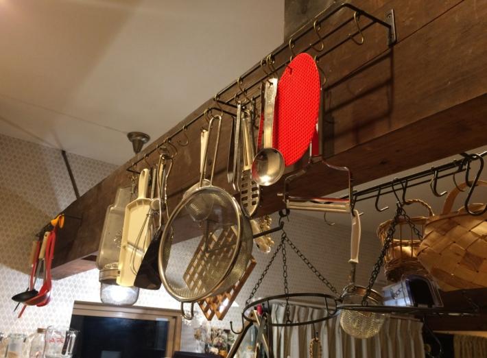 ハンギング収納はオシャレで便利で清潔!