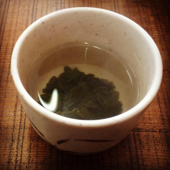 美保関・めかぶ茶