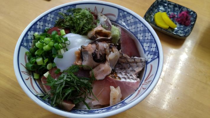 古事記丼(サザエ入り)