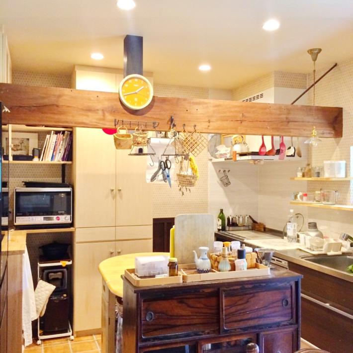 キッチン全体の様子