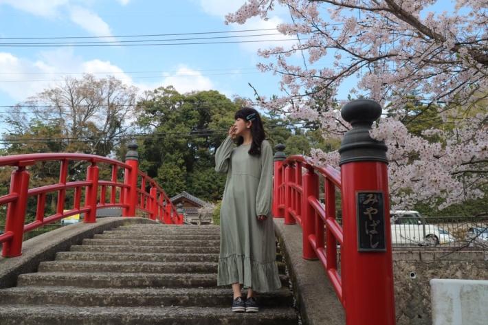 別名「恋叶い橋」