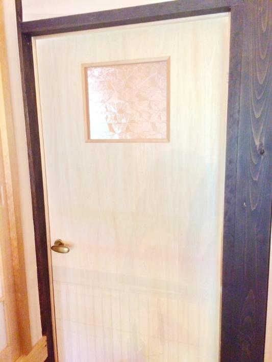 子供部屋の扉