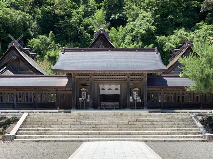 佐太神社 正中殿
